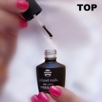 Топ для гель-лака Planet nails Prestige Top Coat отзыв