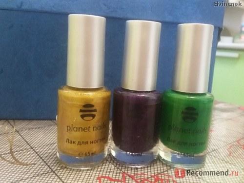 Сверхнасыщенный цвет лака! Для стемпинга супер! Фото! Три цвета: золотой, зеленый, фиолетовый