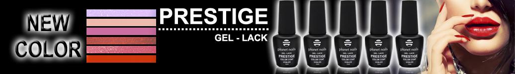 Новая цветавая гамма гель-лаков Planet Nails серии PRESTIGE