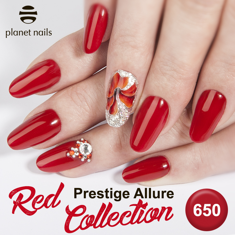 Prestige Allure Red Collection