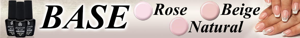 BASE: Rose, Natural, Beige