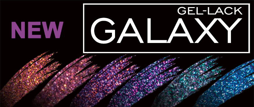 New Gel-Lak Galaxy Planet Nails