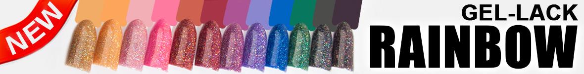 Гель-лаки Rainbow Planet Nails