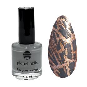 Лак для ногтей CRACK Planet Nails (77) 17мл