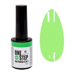 Гель-лак Planet Nails, ONE STEP - 969, 10мл