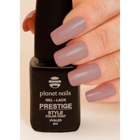 "Гель-лак Planet Nails, ""PRESTIGE STYLE"" - 400, 8 мл"