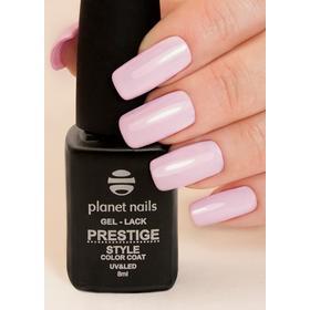 "Гель-лак Planet Nails, ""PRESTIGE STYLE"" - 404, 8 мл"