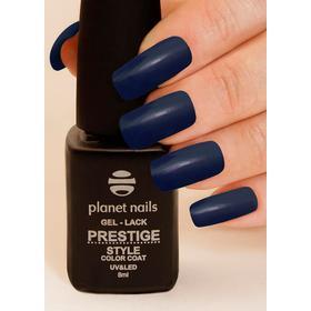 "Гель-лак Planet Nails, ""PRESTIGE STYLE"" - 411, 8 мл"