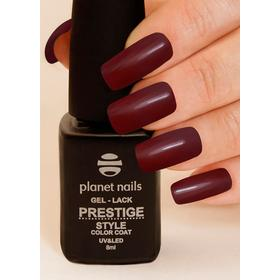 "Гель-лак Planet Nails, ""PRESTIGE STYLE"" - 415, 8 мл"