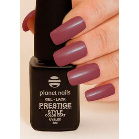 "Гель-лак Planet Nails, ""PRESTIGE STYLE"" - 416, 8 мл"