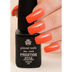 "Гель-лак Planet Nails, ""PRESTIGE STYLE"" - 417, 8 мл"