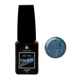 "Гель-лак Planet Nails, ""GALAXY"" - 734, 8 мл"