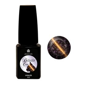 "Гель-лак Planet Nails, ""DIAMOND CATS"" - 763, 8 мл"