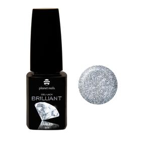 "Гель-лак Planet Nails, ""BRILLIANT"" - 706, 8 мл"