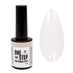 Гель-лак Planet Nails, ONE STEP - 941, 10мл