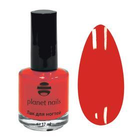 Лак для ногтей с эффектом гелевого покрытия Planet Nails (869) 17мл