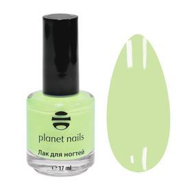 Лак для ногтей с эффектом гелевого покрытия Planet Nails (877) 17мл