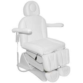"""Кресло педикюрное электрическое """"Универсал"""" (3 мотора) (10285), стул мастера (10301) в комплекте"""