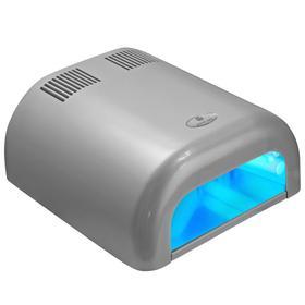 UV лампа 36W ASN Tunnel серебряная