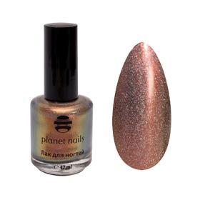 Лак для ногтей Planet Nails голография (221) 17 мл