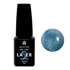 "Гель-лак Planet Nails, ""Laser"" - 885, 8мл"