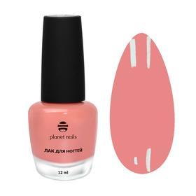 Лак для ногтей с эффектом гелевого покрытия Planet Nails (892) 12мл