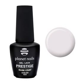 "Гель-лак Planet Nails, ""PRESTIGE"" - BASE MILK, 10 мл"