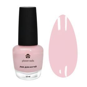 Лак для ногтей с эффектом гелевого покрытия Planet Nails (863) 12мл