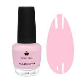 Лак для ногтей с эффектом гелевого покрытия Planet Nails (865) 12мл