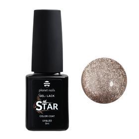 "Гель-лак Planet Nails, ""Star"" - 724, 8мл"